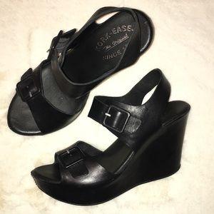 Kork-Ease EC Platform shoes